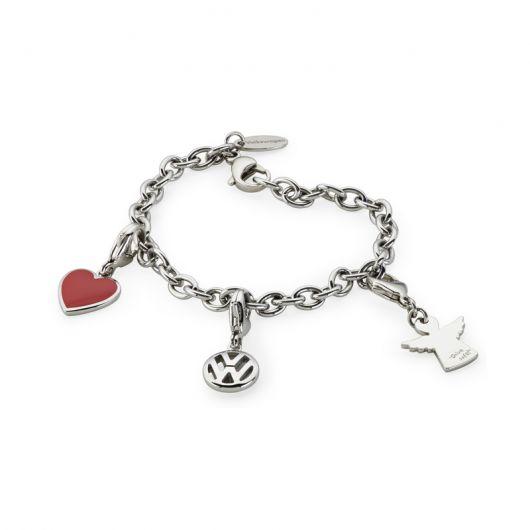 Bracelet VOLKSWAGEN à breloques