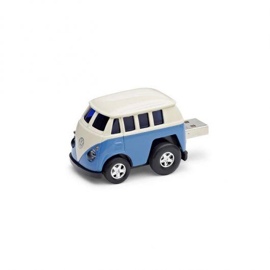 Clé USB VOLKSWAGEN Bus bleue