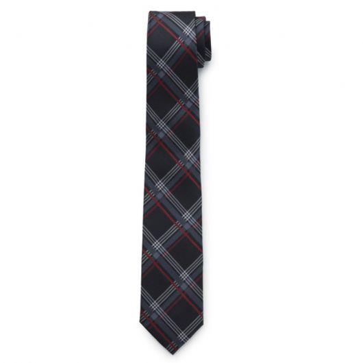 Cravate VOLKSWAGEN GTI noir