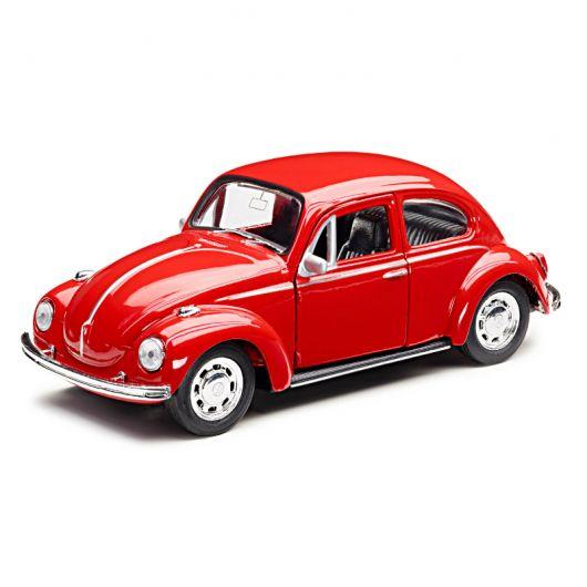 Jouet VOLKSWAGEN miniature Coccinelle rouge