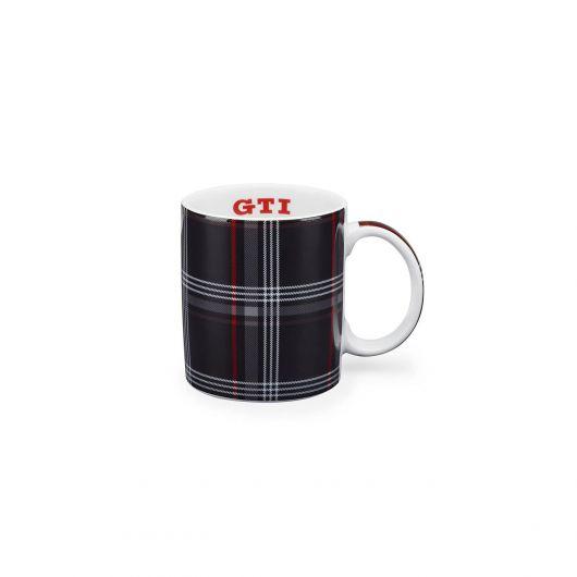 Mug porcelaine VOLKSWAGEN GTI Noir