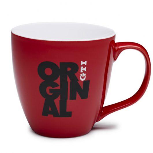 Mug VOLKSWAGEN GTI original rouge